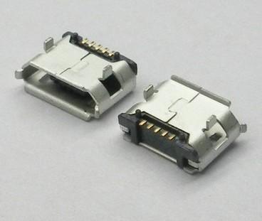Mini USB线端